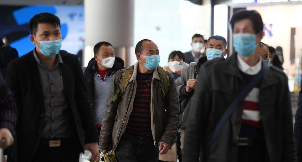 Los coronavirus han causado tres brotes importantes en todo el mundo en los últimos días. (Foto: GREG BAKER / AFP)