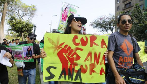 El plantón se llevará a cabo el lunes 13 frente al Ministerio de Salud, en la Av. Salaverry, en Jesús María. (Alonso Chero / Archivo)