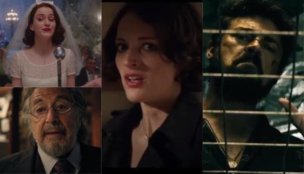 """The Boys"", ""Fleabag"" y otras series de Amazon Prime Video que pueden justificar que abandones Netflix. (Foto: Captura de video YouTube)"