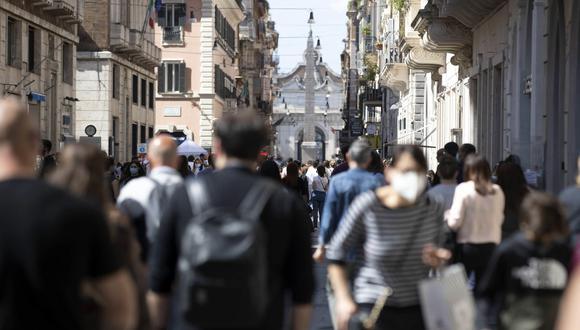 Coronavirus en Italia | Últimas noticias | Último minuto: reporte de infectados y muertos hoy, sábado 8 de mayo del 2021 | COVID-19 | EFE