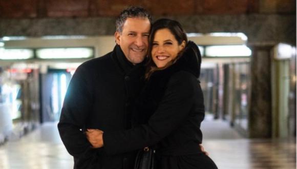 María Pía comparte tiernas fotos junto a su esposo por la celebración de su aniversario 15. (Foto: piacopello)