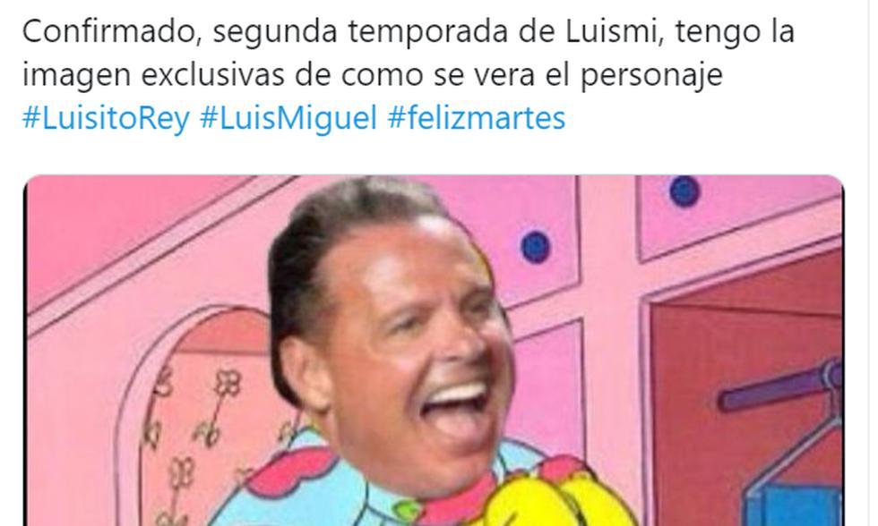 Una 'ola de memes' fue la que apareció en Facebook y Twitter luego de que saliera el teaser tráiler de la serie de Luis Miguel en Netflix. (Foto: Fb)