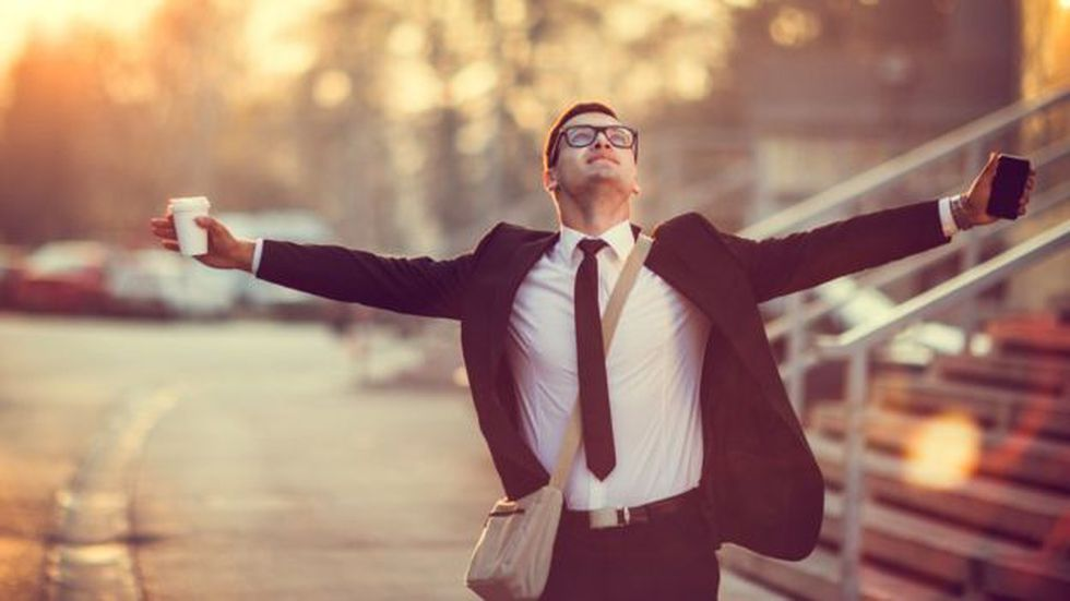 .En algunos casos vivir con ambición puede llevarte a vivir con miedo y ansiedad.(Foto: Getty Images)