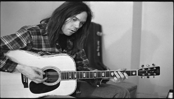 """Neil Young y las cuatro décadas del """"On the Beach"""""""