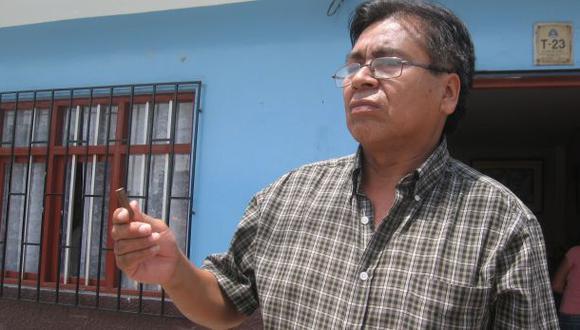 Caso Ezequiel Nolasco: alias 'Chelele' fue trasladado a Lima