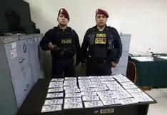 Breña: honrados policías encuentran más de US$4.000 en la vía pública y ahora buscan al dueño
