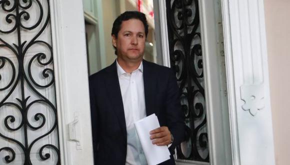 Para Daniel Salaverry, el Ministerio Público quiere afectar el futuro político de Keiko Fujimori y Fuerza Popular de cara a las elecciones del 2021. (Foto: Archivo El Comercio)