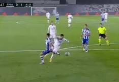 Alarmas encendidas: Eden Hazard sufrió una nueva lesión y tuvo que abandonar el Real Madrid vs. Alavés