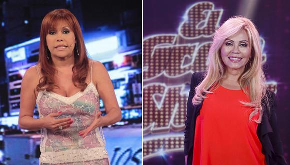 ¿Por qué Magaly Medina venció a Gisela Valcárcel?