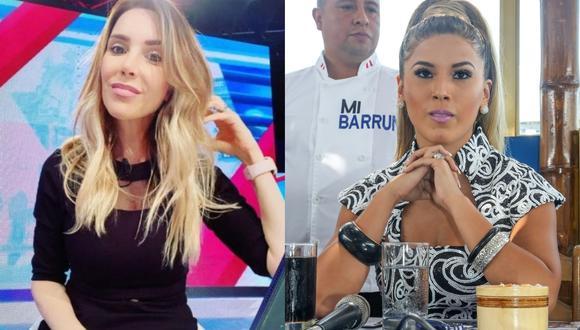 Periodista Juliana Oxenford criticó a la cantante Yahaira Plasencia. (Fotos: @yahairaplasencia/ Grupo El Comercio)