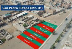 Serpar: 49 terrenos en Carabayllo, Ate y El Agustino serán subastados