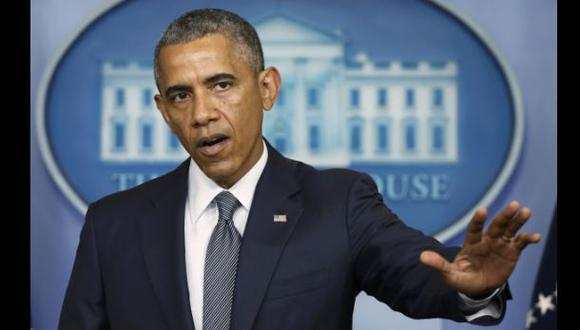 Obama autorizó vuelos de reconocimiento sobre Siria