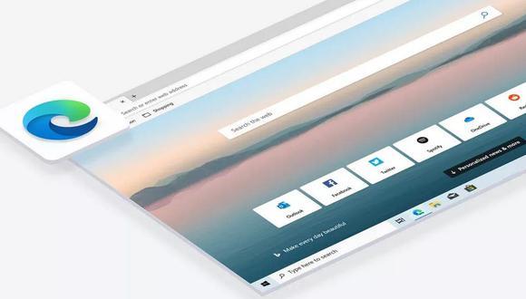 Edge de Microsoft estará disponible para Windows, macOS, iOS, Android y también en Linux. (Foto: Microsoft)