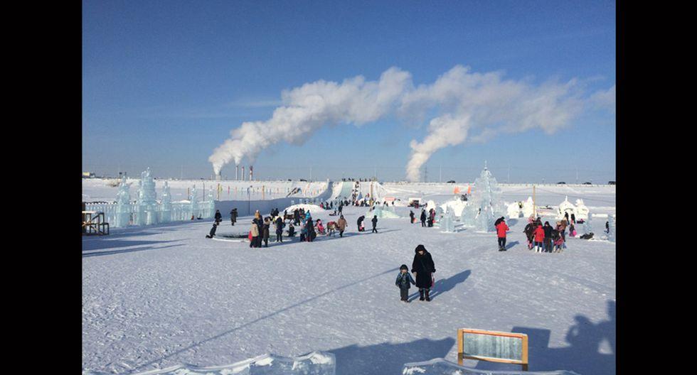 Yakutsk, Rusia. Esta ciudad puede llegar a tener temperaturas de hasta menos 30 y 40 grados centígrados. (Foto: Shutterstock)