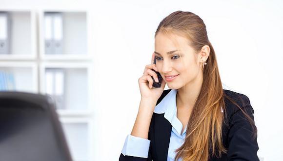 La secretaria es una profesional que merece todo el reconocimiento por parte de la empresa. (Foto: milanuncios.com)