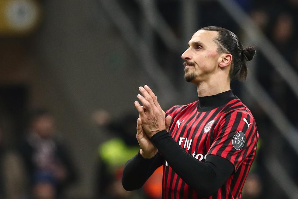 """Para sorpresa de muchos, el crack del Milan decidió dejar espacio para otras figuras. """"Podría entrenar a este equipo, quién sabe. Quizás algún día pueda convertirme en entrenador"""", señaló. (Foto: AFP)"""