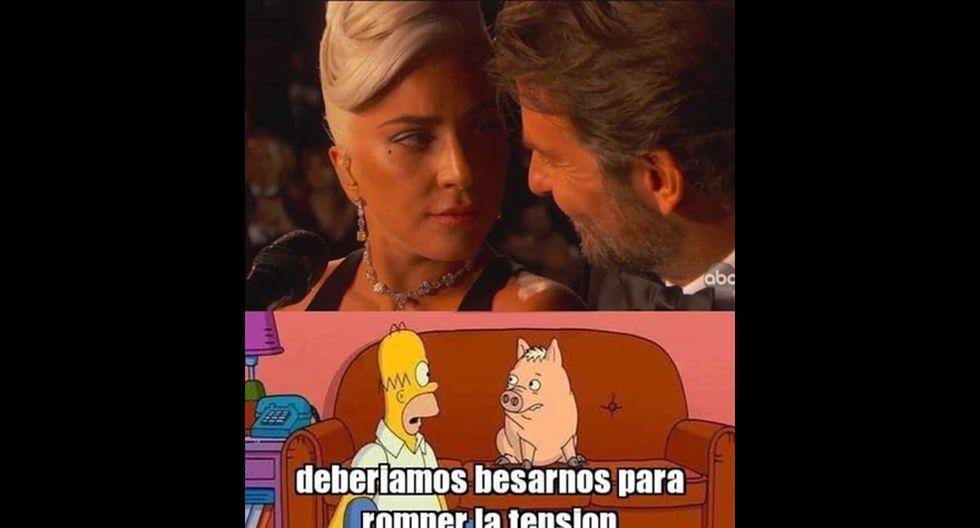 Oscar 2019. Los mejores memes que dejó la noche de premiación. (Foto: Difusión).
