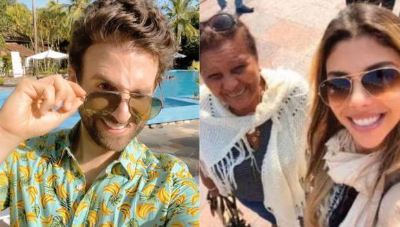 """Rodrigo González sobre 'Doña Peta' y Alondra García Miró: """"A las dos les encanta el show"""" (Foto: Instagram)"""