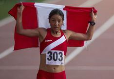 Juegos Suramericanos: Inés Melchor y Gladys Tejeda logran medallas en 10 mil metros