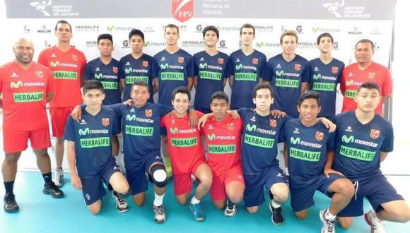 Vóley: Perú será sede del Sudamericano Masculino Sub 19