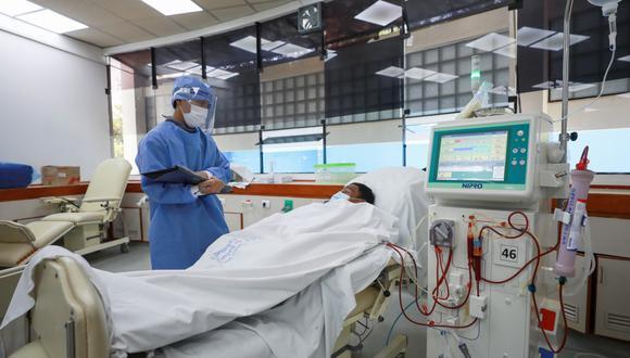 EsSalud garantizó la entrega de medicamentos, atención de cirugías por casos de emergencia y servicio de hemodiálisis (Foto: EsSalud)