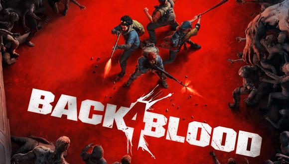 Back 4 Blood. (Difusión)