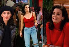 Friends está de aniversario: 8 looks de Monica Geller que nunca olvidaremos | FOTOS