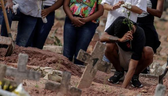Para muchos expertos, Brasil se ha convertido en el epicentro mundial de la pandemia de covid-19. (Foto: EPA, vía BBC Mundo).