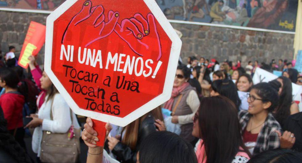 #NiUnaMenos: las movilizaciones en el interior del país [FOTOS] - 41