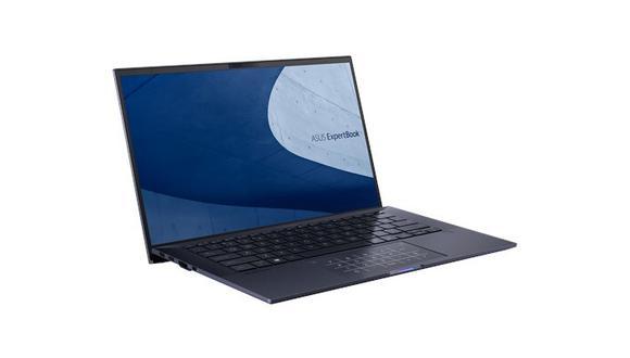 La ExpertBook B9 de Asus pesa 890 gramos. (Imagen: Asus)
