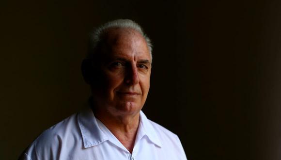 Luis Solari fue congresista de Perú Posible durante el gobierno de Alejandro Toledo. En el 2004 renunció al partido de la chacana. En el 2020, postuló sin éxito al Parlamento, bajo el símbolo de Solidaridad Nacional. (Foto: Alessandro Currarino | El Comercio)