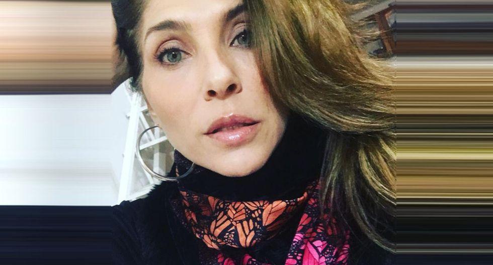 La presentadora colombo-argentina hizo la dura revelación vía Twitter: (Foto: @lorenameritanooficial)