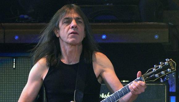 AC/DC: Malcolm Young sufre demencia, confirmó su familia