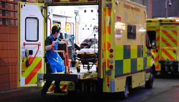 Coronavirus en Reino Unido | Últimas noticias | Último minuto: reporte de infectados y muertos hoy, miércoles 13 de enero del 2021. (Foto: EFE)
