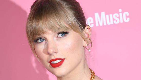 """Taylor Swift sigue conquistando éxitos a nivel internacional gracias al lanzamiento de su nueva versión de """"Fearless"""". (Foto: VALERIE MACON / AFP)"""