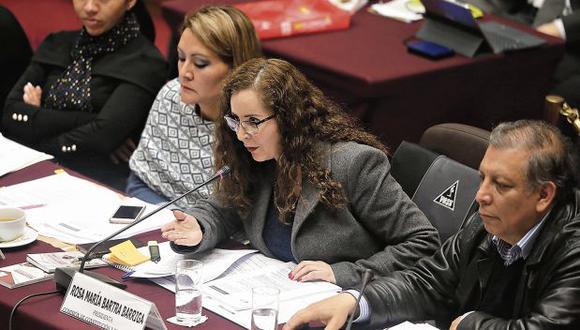 La Comisión de Constitución ha establecido un cronograma para el debate de las reformas. (Foto: Alonso Chero/ El Comercio)