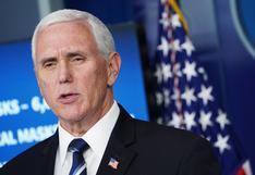 Pence, calma y conservadurismo en medio de la tormenta Trump | PERFIL