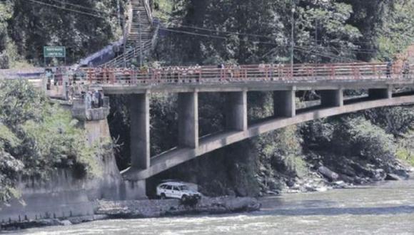 Vehículo que cayó a río con alcalde de Kepashiato llevaba droga