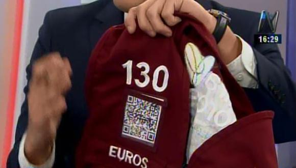 Miraflores: desde hoy cambistas usan chaleco con código QR