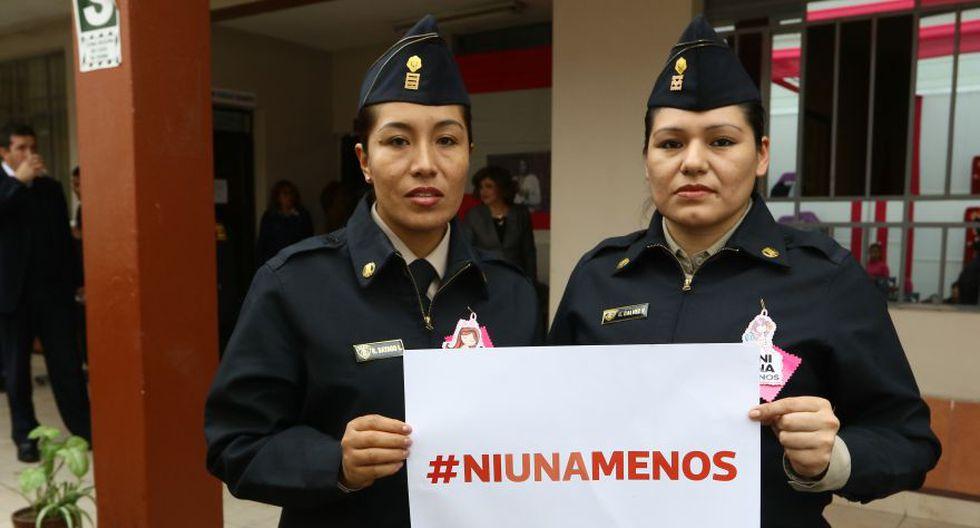 #NiUnaMenos: ministra Pérez Tello e internas se unieron a causa - 9