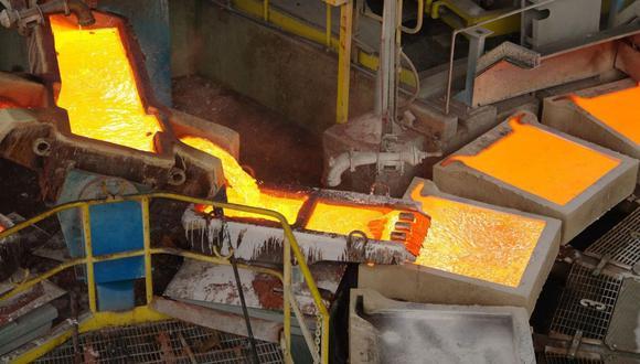 El mercado del cobre fue deficitario en marzo. (Foto: GEC)