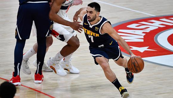 Facundo Campazzo está luchando por ganarse el respeto de la NBA