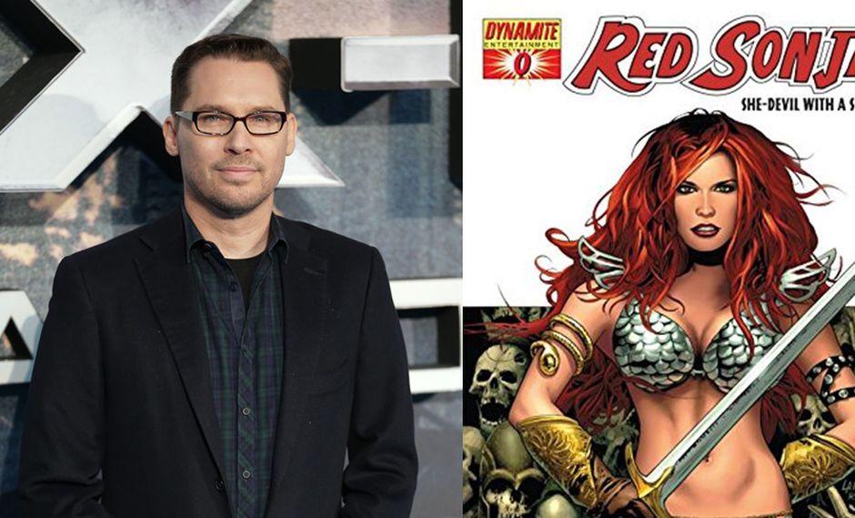 """""""Red Sonja"""" será llevada al cine por Millenium Films y Bryan Singer podría ser el director. (Fotos: Agencias)"""