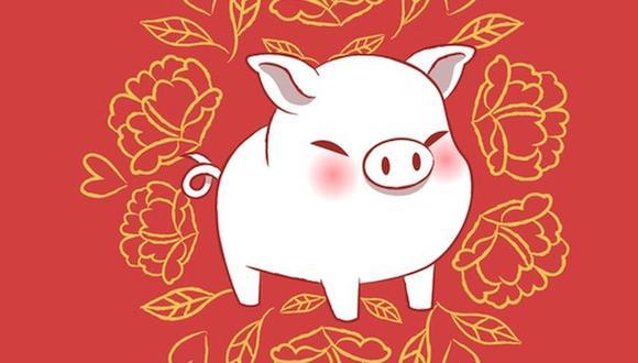 El Año del Cerdo se celebrará el próximo 5 de febrero de 2019 hasta el 24 de enero de 2020.(Foto: Freepik)