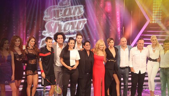 """""""El gran show"""": uno de los participantes abandonó el programa"""