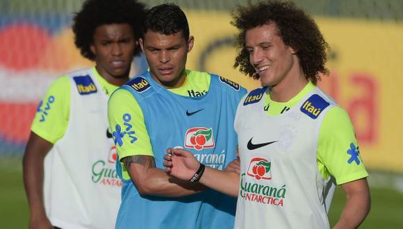 """David Luiz: """"La MLS será el futuro para muchos de nosotros"""""""