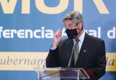 """Francisco Sagasti: """"Para recuperar la confianza en la política tenemos que dialogar y lograr acuerdos"""""""