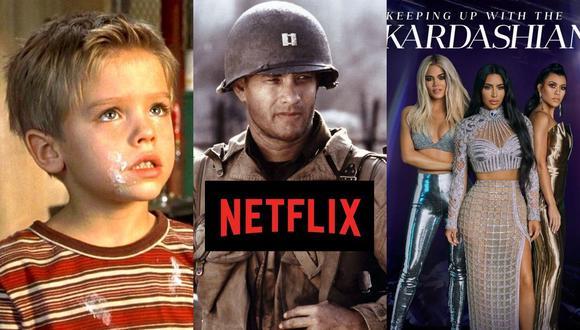 Aluvión de estrenos en el primer día de junio de 2020 (Foto: Netflix)