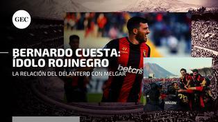 Repasa la trayectoria futbolística de Bernardo Cuesta, goleador histórico de Melgar
