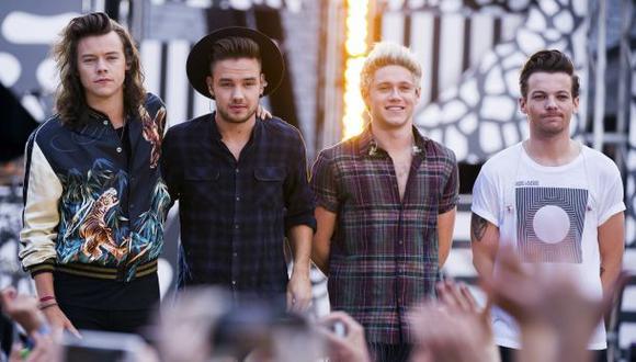 One Direction envió mensaje a fans antes de su último concierto